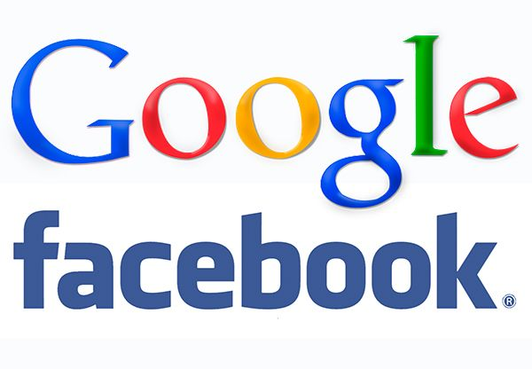Negociação de ativos do Facebook e do Google