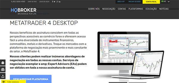 MetaTrader 4 Desktop