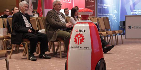 Instaforex FX Bot