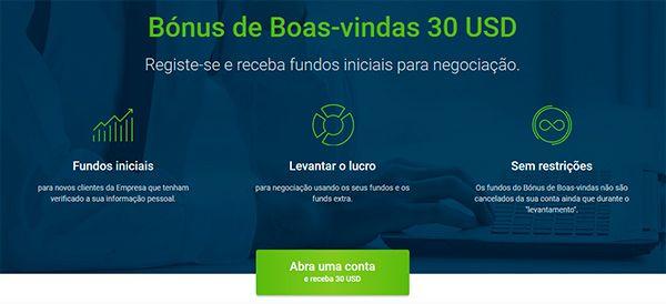 RoboForex Bônus