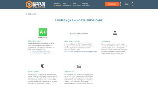 Segurança de Fundos no Mercado Bitcoin
